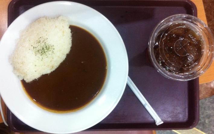 Arroz con curry japonés