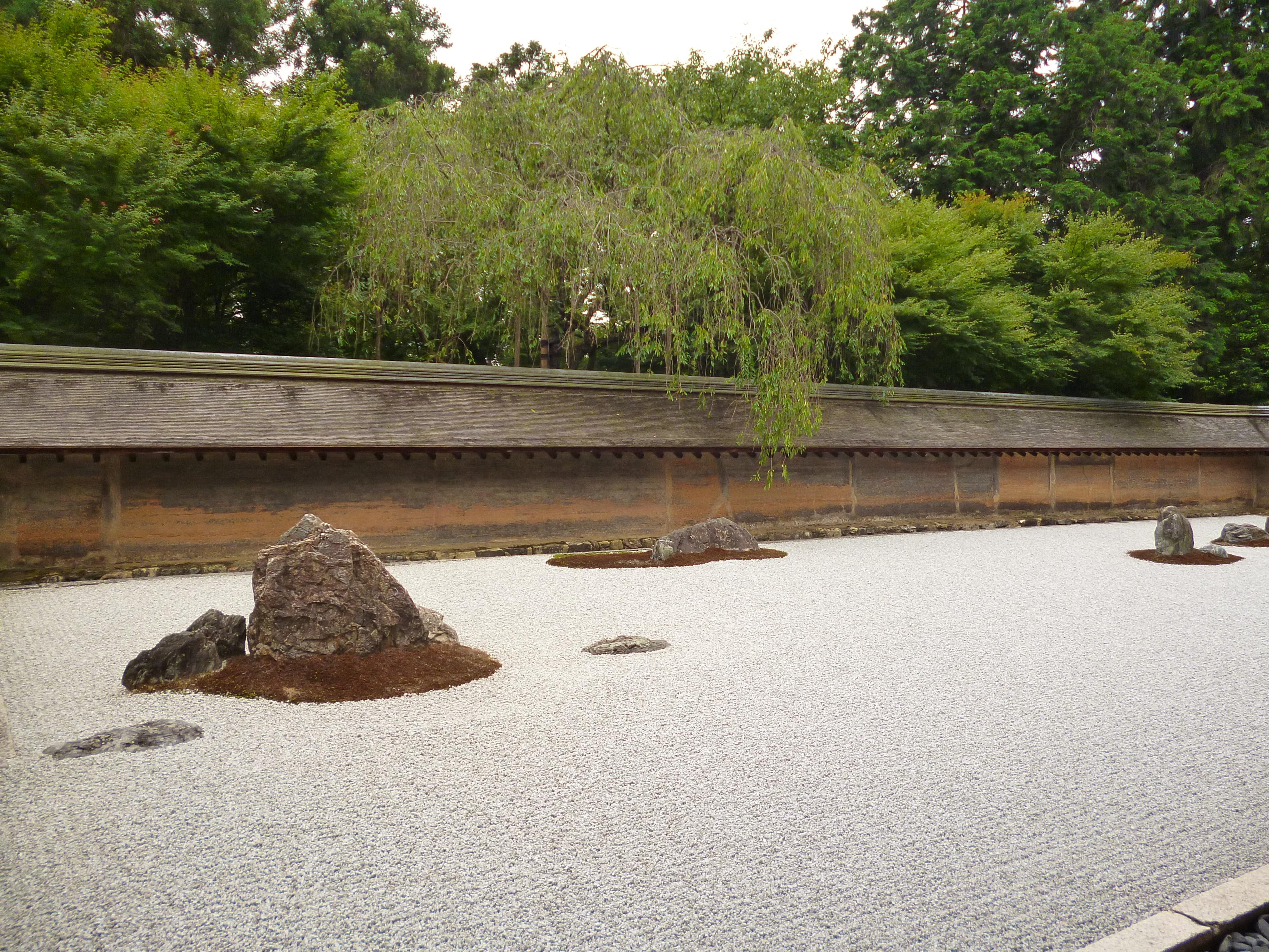 Jardin de piedra gallery of mesa para jardin de piedra - Jardin piedras decorativas ...