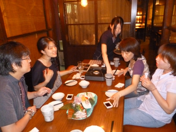 Cena 1 en Hakata