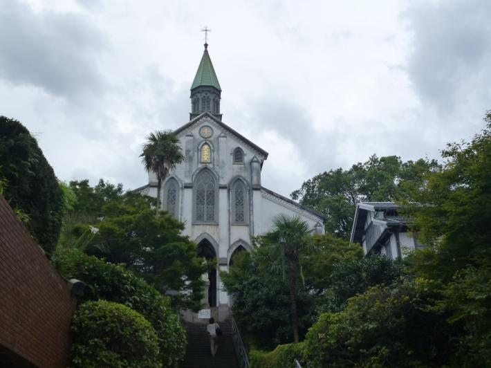 Iglesia Oura, Nagasaki