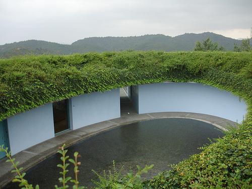 Museo de arte contemporáneo de Naoshima (I), Tadao Ando