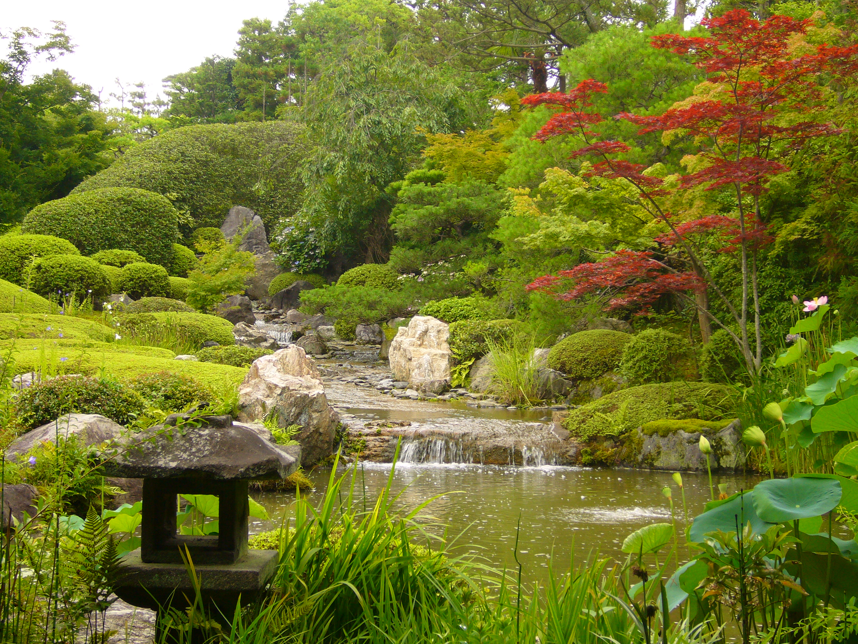 El jard n japon s tokyoyorker for Jardin o jardin