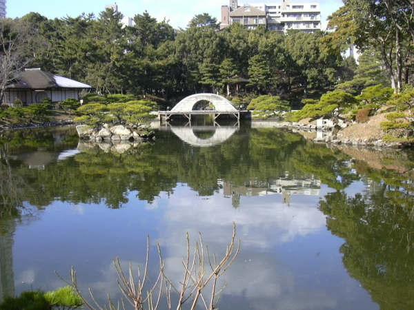 Shukkeien, Hiroshima