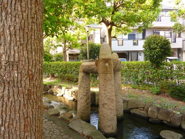 Pequeño jardín de Shinkoiwa, Tokio