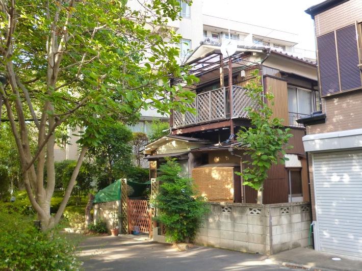 Casa de Shinkoiwa en el barrio Edogawa de Tokio