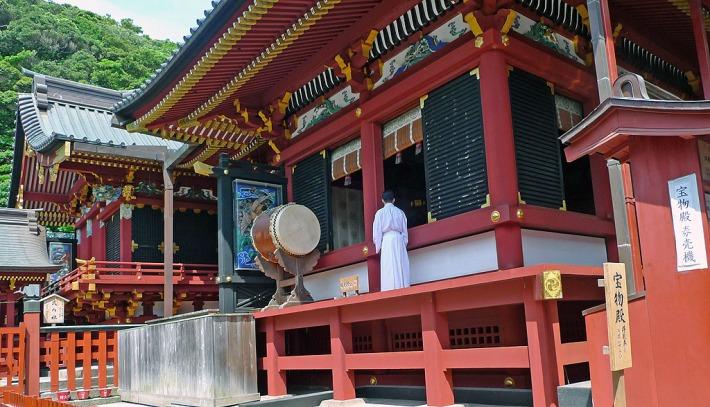 Santuario sintoísta Tsurugaoka Hachimangu