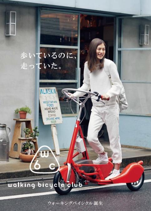 Bicicleta de pasos