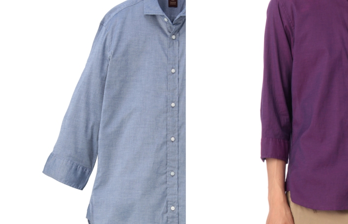 Camisas. Takeo Kikuchi ©