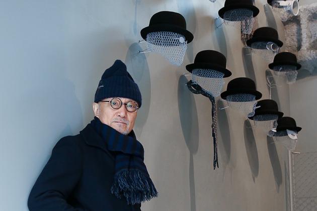 Takeo Kikuchi en su flagship store