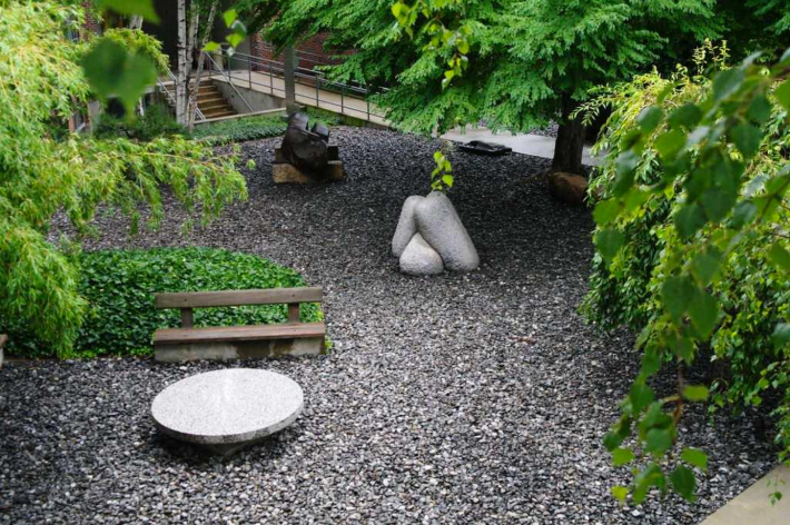 Jardín Isamu Noguchi