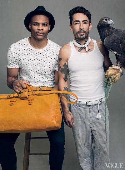 Foto de los diseñadores en el Fashion Fund 2013. Vogue ©