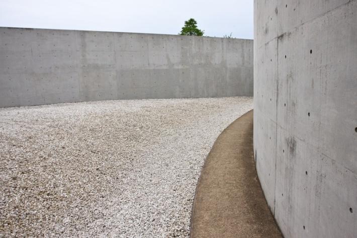 Templo del agua: Honpukuji. Tadao Ando. Foto via kwc.org