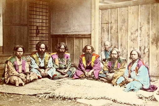 Grupo ainu