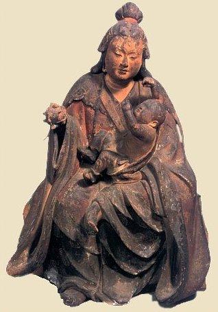 Escultura de Kariteimo