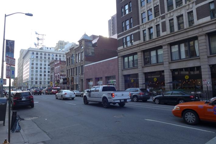 Las calles de Denver